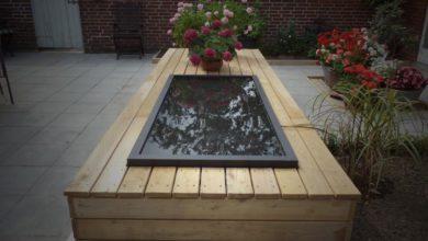 Photo of Lav smarte installationer i haven med højbede