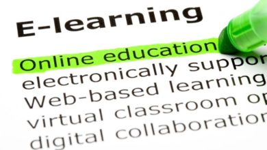 Photo of E learning