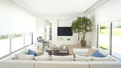 Photo of Smarte elektriske rullegardiner hjem til stuen