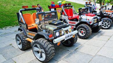 Photo of Fed el bil til børn og andet godt legetøj