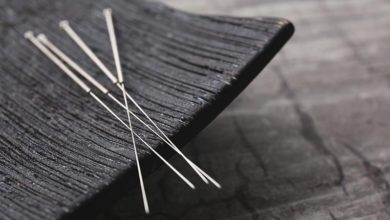 Photo of Akupunktur behandling