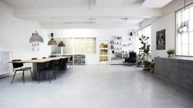 Photo of Lækkert Betongulv til dine nye lokaler