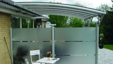 Photo of Perfekte terrasseoverdækning til dit hjem