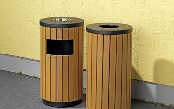 Photo of Køb noge hygiejniske Skraldespande til arbejdspladsen